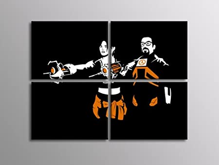 4hv1443 Gordon Freeman Chell Valve Portal Half Life Cool