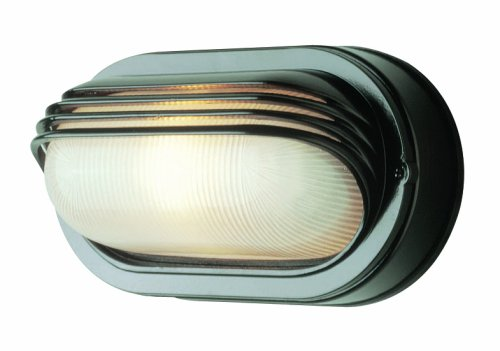 (Trans Globe Lighting 4123 WH Outdoor Allegra 8.5