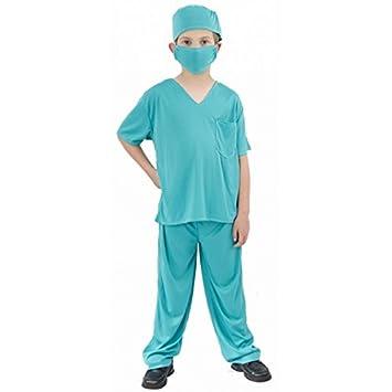 Disfraz de cirujano para niño: Amazon.es: Juguetes y juegos
