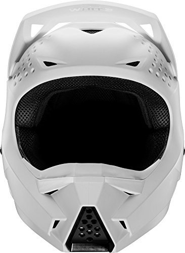Shift Racing Whit3 Men's Off-Road Motorcycle Helmets - White / Large by Shift (Image #3)'
