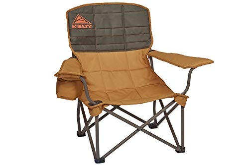 Kelty Lowdown Camping Chair Portable, Folding Chair for Festivals, Camping and Beach Days