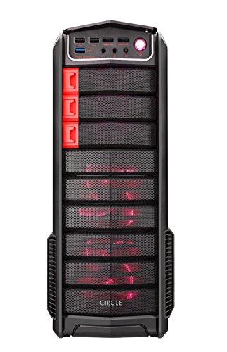 Circle Gaming CC-840 Full Tower Cabinet