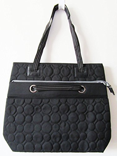 No Logo Versatile Bag Vary You Black Quilted Dots (Versatile Vary You Bag)