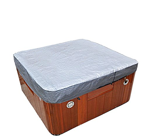 "Cheap customize any shap&size hot tub cover cap 84″-86″-91″-96″x12″ and cover guard (96""x96""x12"")"