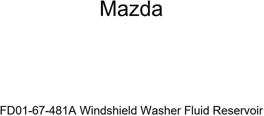 Mazda FD01-67-481A Windshield Washer Fluid Reservoir