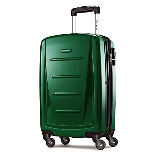 Samsonite Winfield 2 Hardside 20'' Luggage, Emerald Green by Samsonite