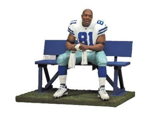 McFarlane Toys NFL Sports Picks Collector's Edition Boxed Set Action Figure Terrell Owens (Dallas Cowboys) ()