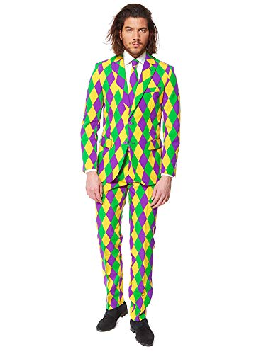 OppoSuits Funny Everyday Suits For Men -