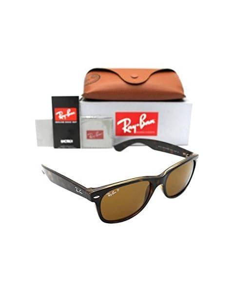 bd37c947685 Amazon.com  Ray-Ban Original Wayfarer RB 2140 Sunglasses Tortoise ...