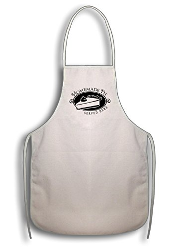Homemade Pie Served Daily #2 Cotton Duck Canvas Artist Apron