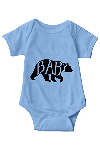 Baby Bear Sarcastic ME Unisex Infant Onesie Funny Hilarious Baby Gift