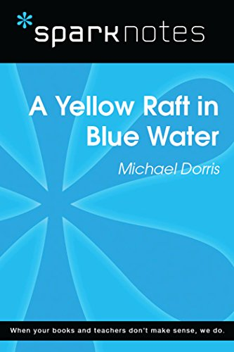 Yellow Raft in Blue Water (SparkNotes Literature Guide) (SparkNotes Literature Guide Series) (A Yellow Raft In Blue Water)