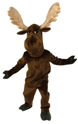 ALINCO Moose Mascot Costume -