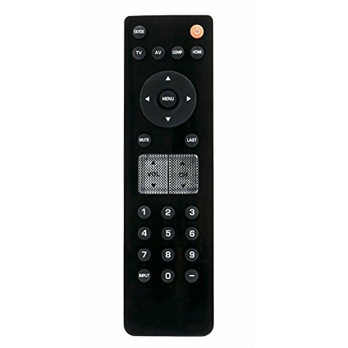 VR2 Replaced Remote Applicable for Vizio TV VP322 VX240M VP422 VL320M VL370M VO320E VO370M VL260M VO420E VECO320L VECO320L1A VECO320LHDTV VP323HDTV10A VP422HDTV10A VP322HDTV10A SV420M SV470M (Vizio Remote Replacement Vo320e)