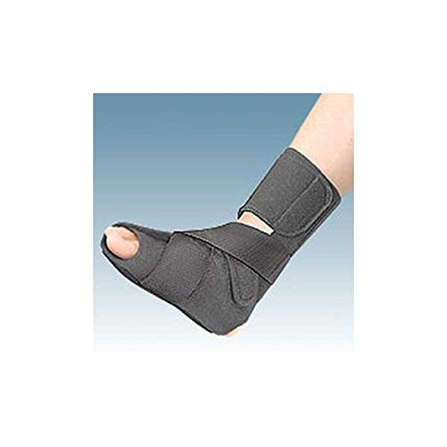 FLA 58-600 HealWell AFO Night Wrap Black Small / Medium by FLA Orthopedics
