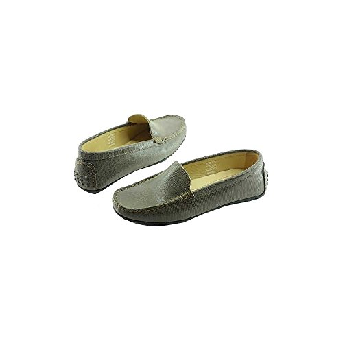 Femme Bella b Bella Mocassin Cousu B Lézard A Portugal Pico ® Taupe By Semelle Cuir Mocc Très Souple Chaussures Beige Style Soft Marque OygrZOfq