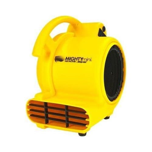 Price comparison product image Shop Vac 1032000 AM 3 Speed Air Mover - 3 speed Air Mover for drying wet floors and carpets; 500 cfm; built in outlets to connect mult units; Gold color