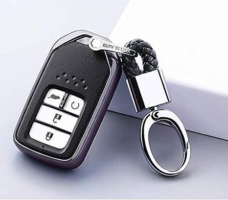 Amazon.com: YUWATON - Carcasa para llave de coche con mando ...