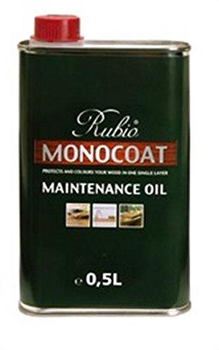Rubio Monocoat Universal Maintenance Oil, .5 L