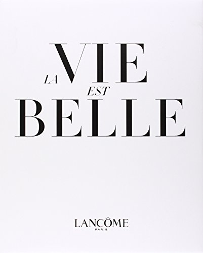 Price comparison product image Vie Est Belle - Lancome 1935-2015 : 80 Years of French Beauty (la)