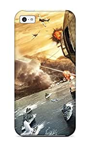 EfuYngG3048VbKmK Faddish Battlestations Pacific Case Cover For Iphone 5c