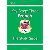KS3 French Study Guide (CGP KS3 Languages)