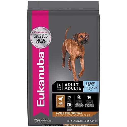 Eukanuba Adult Large Breed Lamb And Rice Formula Dog Food 30 Pounds