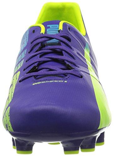 homme Puma Chaussures 4 Evospeed Blue de 3 Fg Yellow Violet Prismviolet football wIF0rI