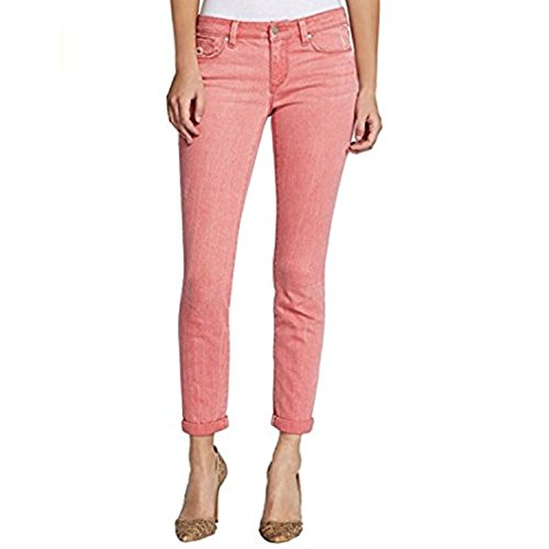 - Jessica Simpson Women's Rolled Crop Skinny Jean (6/28, Canyon Pink)