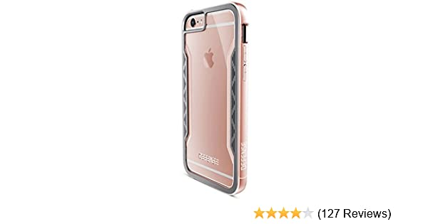 best website 68299 791b1 iPhone 6s PLUS & iPhone 6 PLUS Case, X-Doria Defense Shield Series -  Military Grade Drop Tested Protective Case for Apple iPhone 6s PLUS &  iPhone 6 ...