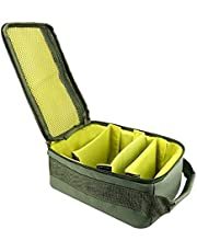 Alikee Visserstas van Oxford-materiaal, draagbaar, voor vismolen, waterdicht, voor baitcasting