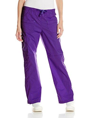 - WonderWink Women's Wonderflex Faith Scrub Pant, Electric Violet, X-Large