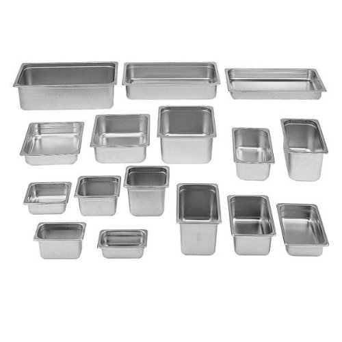 Thunder Group Two Third Size Steam Table Pan 6 (6 per Case) [STPA8236]