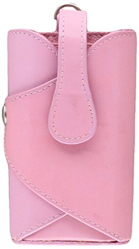Krusell Lush Universal Leather Case (Pink)