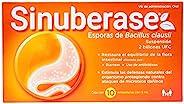 Sinuberase Liquido, 5 ml, 10 Ampolletas, 1 count