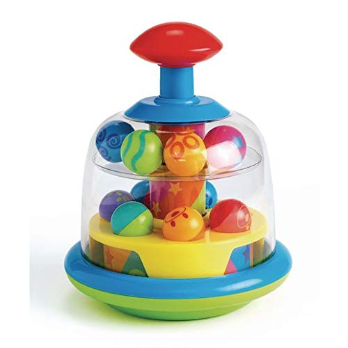 Spin Top Toy - New, Spinning Popping Pals by Play