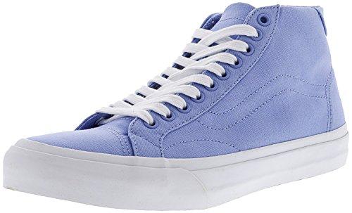 カートリッジクリーム高度Vans Mens Court Mid Canvas Fashion Sneakers