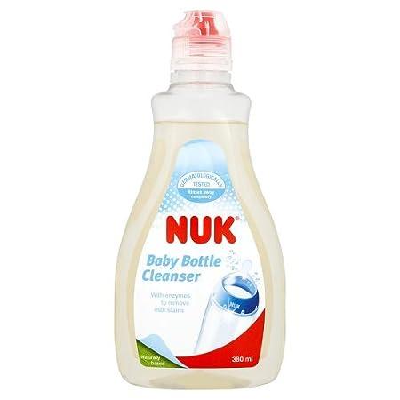 NUK Limpiador de biberó n 380 ml (1 unidad) 10750555