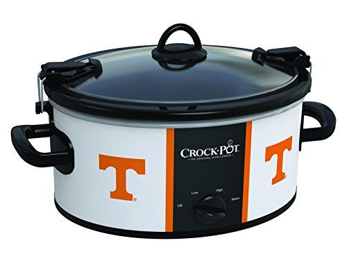 Crock-Pot Tennessee Volunteers Collegiate 6-Quart Cook & Carry Slow Cooker ()