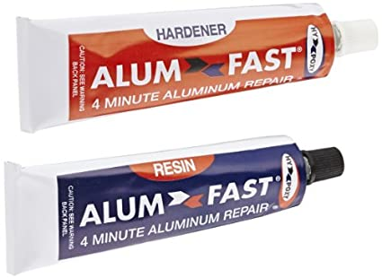 Liquid Glues & Cements Sporting Hy-poxy H-450 Alumbond 6.5 Oz Aluminum Putty Repair Kit Excellent Quality Business & Industrial