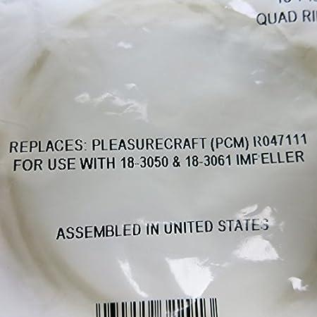 PCM R047111 Impelle O-Ring