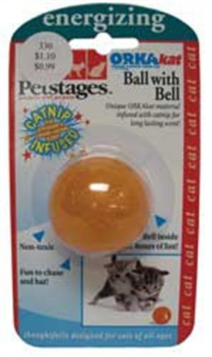 GORAUL Petstages CPD00330 Catnip Infused Ball