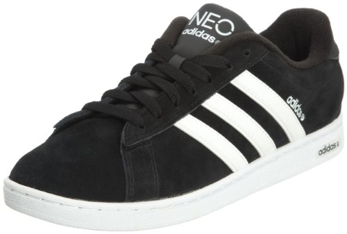 Zapatillas Adidas Neo Label Derby negro - blanco y negro