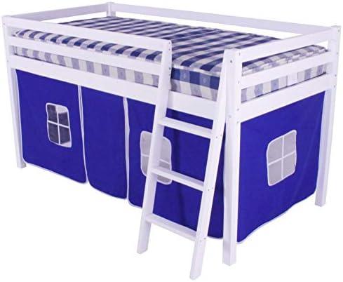 HLS blue Tent