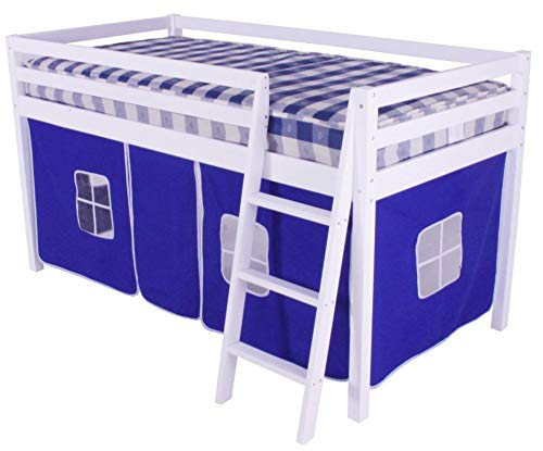 HLS blue Tent for Midsleeper Cabin Bunk ()