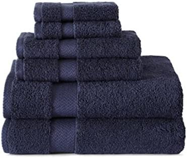 JCPenney Home Linen Bath Towel Set