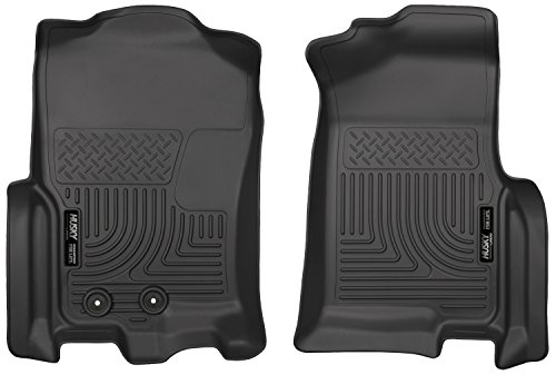Husky Liners Front Floor Liners Fits 12-17 Expedition EL/Navigator L - Custom Floor Liners