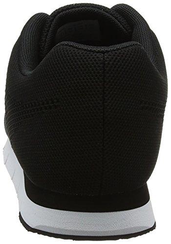 Schwarz Sneaker Jado Blk Herren Jeans 000 Mesh Klein Calvin wqX7xYfgY
