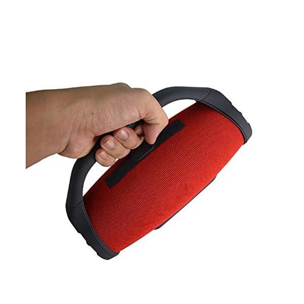Haut-Parleur Portable Bluetooth étanche Voyage en Plein airHaut-Parleur Bluetooth Camouflage Portable 237mmx140mm 7