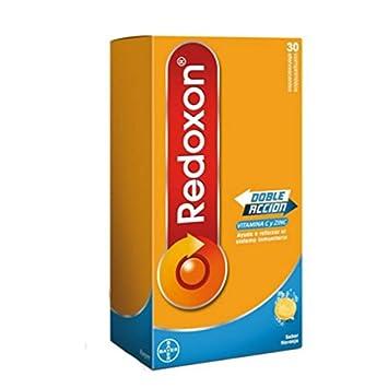 REDOXON DOBLE ACCION 30 COMP EFERV VARIOS